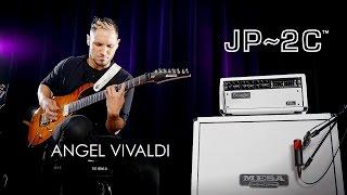 Tone Sessions: Angel Vivaldi – JP-2C & the Recto 4x12 Standard Slant