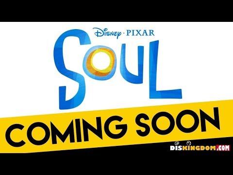 Pixar's Soul Coming Soon