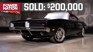 Hellcat '69 Charger Restomod Sold For $200,000 - How We Did It