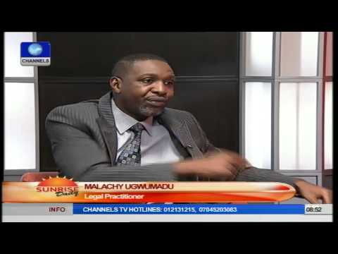 Legal Practitioner Advocates More Co-ordination In Search For Missing Girls. Pt2