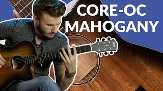 Cort Core-OC Mahogany Video