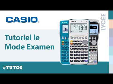 Casio Graph 35 E Calculatrice Scolaire Graphique Mode