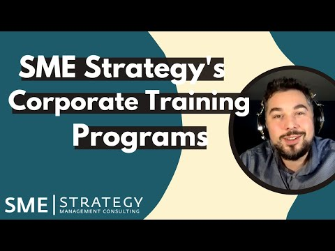 Elevate your team with corporate training & development (SME ...