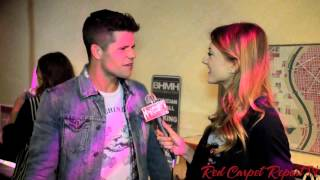 Mingle Media TV Network: charlie carver