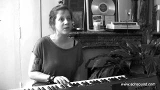 Anna Aaron - A Sun Shines On Aimée - Session acoustique - Adnsound.com