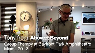 Above & Beyond - Live @ Group Therapy Miami 2012: Recreated by Tony McGuinness 2020