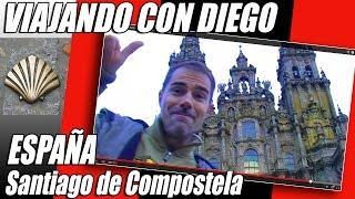 preview picture of video 'VIAJANDO CON  DIEGO - SANTIAGO DE COMPOSTELA'