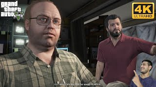 GTA 5: FINALLY LESTER IS BACK FOR BANK ROBBERIES | @AJ Gaming ON @Gaming Tak