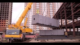 СтроителиKG: когда подешевеет жилье? / Реальная Экономика / НТС - Кыргызстан