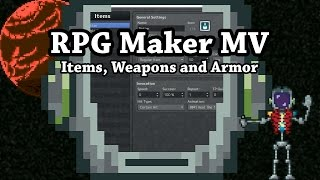 RPG Maker MV Weapon Tutorial - Video hài mới full hd hay