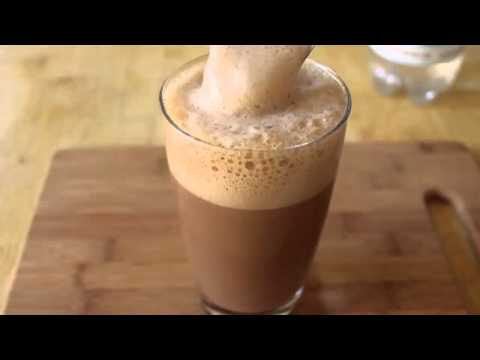 Food Wishes Recipes – Chocolate Egg Cream – New York's Famous Chocolate Egg Cream Drink Recipe