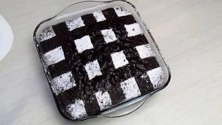 Самый Супер Быстрый Торт Очень Простой Шоколадный Торт на Раз, Два, Три