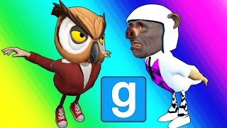 Gmod Hide and Seek - Bird Edition! (Garry's Mod Funny Moments)