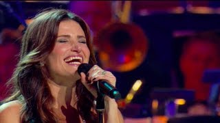 <b>Idina Menzel</b>  Defying Gravity From LIVE Barefoot At The Symphony