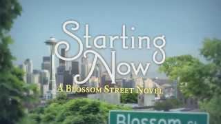 Starting Now By Debbie Macomber (Book Trailer)