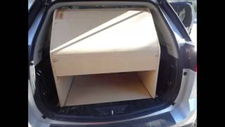 GMC Terrain Sound Systems Build 1 and 2