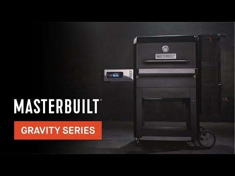 Introducing Masterbuilt Gravity Series 1050