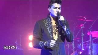 Adam Lambert Soaked Melbourne 091710.m4v