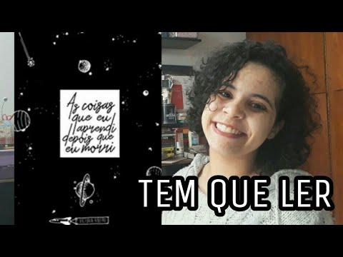 AS COISAS QUE EU APRENDI DEPOIS QUE EU MORRI (VICTORIA RIBEIRO) | VEDA #14 | Livraneios