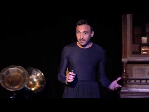 ICH BIN CHARLOTTE de Doug WRIGHT, mise en scène Steve SUISSA avec Thierry LOPEZ Au Théâtre de...