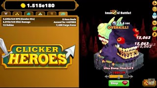 Clicker Heroes - RELIC OOZE - Guide Gameplay - Most Popular Videos