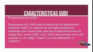 UDDI part1