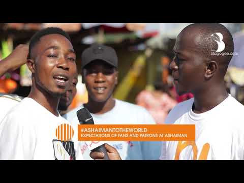 0 Build up to Stonebwoy's 2019 Ashaiman to the World Concert