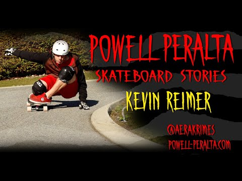 Powell Peralta Skateboard Stories - Kevin Reimer
