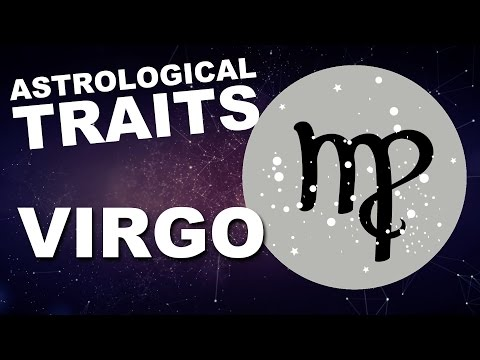 Virgo: Astrological Traits