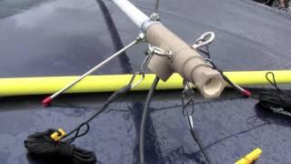 Portable HAM Radio Antenna