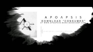 CONSUMED Feat Chaney Crabb - APOAPSIS Lyric Video
