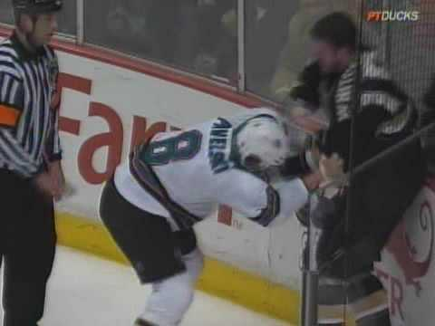 Joe Pavelski vs Ryan Whitney