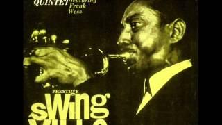 Joe Newman - Wednesday's Blues (1960)