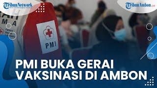 PMI Buka Gerai Vaksinasi Covid-19 di IAIN Ambon selama 3 Hari