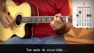 Teus Segredos - Fernando e Sorocaba (aula de violão simplificada)