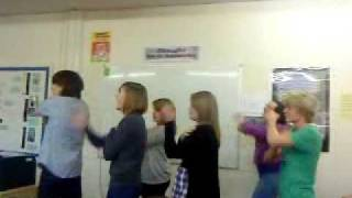ICT Lesson - 15/12/09 - The Macarana