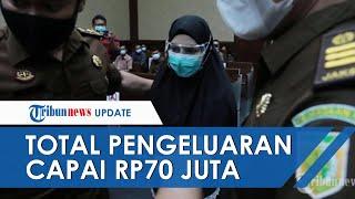 Jaksa Pinangki Hanya Terima Gaji Rp18,9 Juta, Ternyata Pengeluarannya Capai Rp70 Juta per Bulan