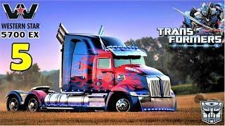 5 รถบรรทุกหัวลากอเมริกัน ที่ทรงพลัง เทคโนโลยีล้ำยุค และสะดวกสบายที่สุด EP.1