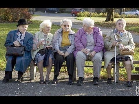 Důchodci Zešíleli...!!!