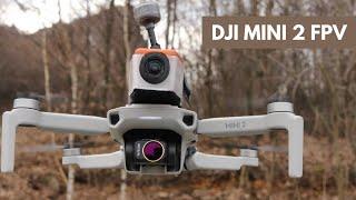 JAK LATAĆ KAŻDYM DRONEM W GOGLACH DJI FPV???? || ????Mavic Air 2 & Mini 2