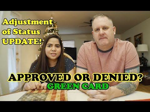 GREENCARD INTERVIEW EXPERIENCE (ADJUSTMENT OF STATUS) FORM I-485