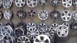 Центр Тбилиси ! Цены на диски в месте с колесами !