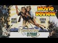 80's Movie Review: Romancing the Stone (1984)