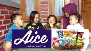 REVIEW ESKRIM AICE | 11 RASA