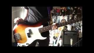 Angels And Airwaves - Paralysed Bass Cover