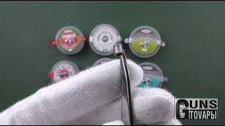 Пули для пневматического оружия Люман круглоголовые 0,57г 300шт от компании CO2 - магазин оружия без разрешения - видео