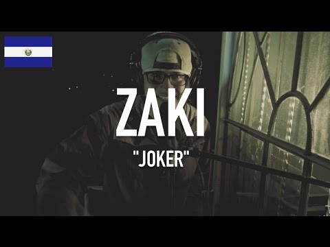 Zaki - Joker ( Ultima Dosis ) [ TCE Mic Check ]