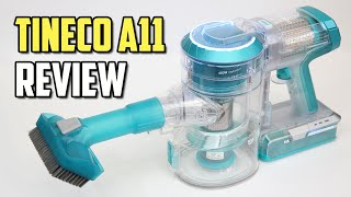 Tineco A11 Master Review - Better than Dyson V8!!!