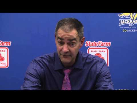Scott Nagy Press Conference Comments vs Weber State (11.16.2015)