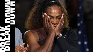 Serena Williams Loss Highlights Double Standards WOC Face Everywhere